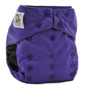 Многоразовый подгузник Сoolababy DUO до 3х лет, Фиолетовый