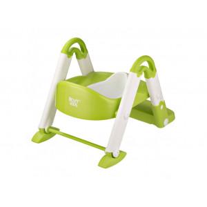 Горшок-трансформер ROXY-KIDS 3в1, Зеленый
