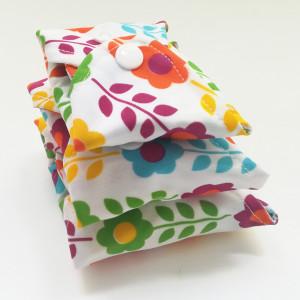 Многоразовая менструальная прокладка / набор 3 шт