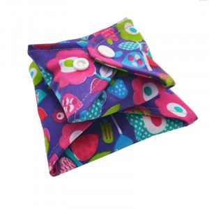 Многоразовая менструальная прокладка/набор 2 шт