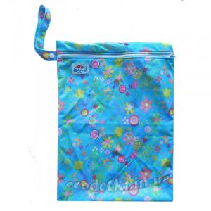 Многоразовая непромокаемая сумка, Абстракция