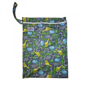 Многоразовая непромокаемая сумка, Жираф