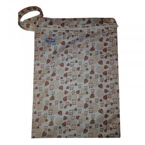 Многоразовая непромокаемая сумка, Жабки