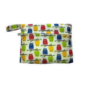 Непромокаемая сумочка для лактационных и менструальных прокладок